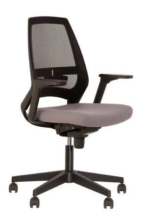 Крісло 4U R 3D NET Black