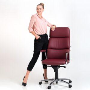 Крісло для керівника California