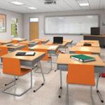 Шкільні стільці